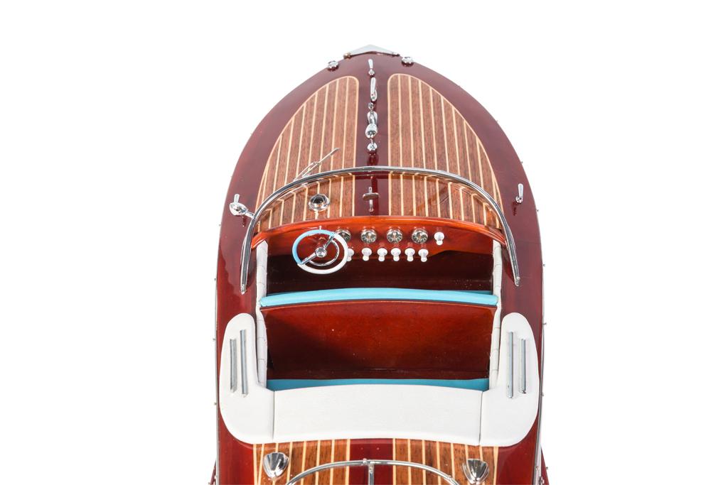 Riva Ariston Replica Model Boat 50cm from boatguard.com.au