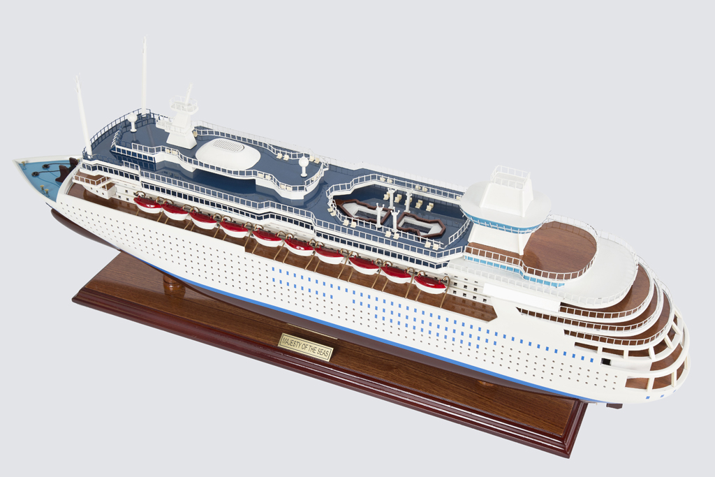 Majesty of the Seas Replica Model Boat 80cm from boatguard.com.au