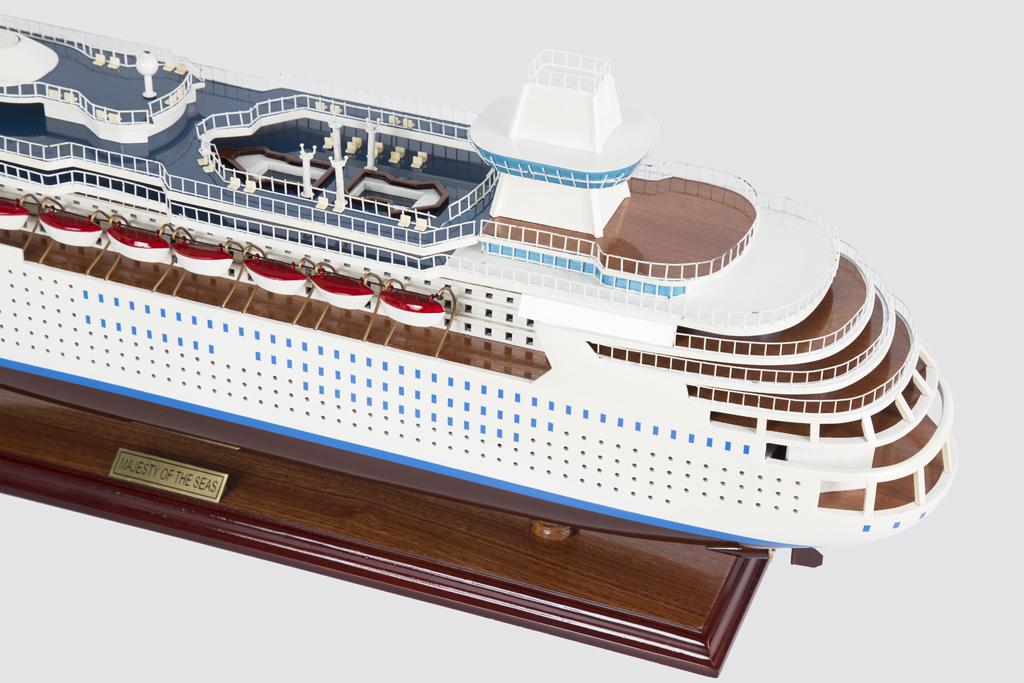 Majest of the Seas Replica Model Boat 80cm from boatguard.com.au